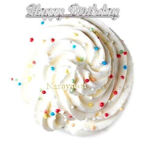 Happy Birthday Narayana