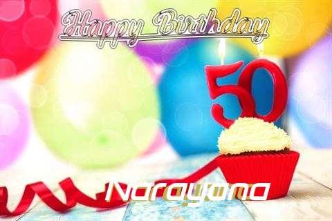 Narayana Birthday Celebration