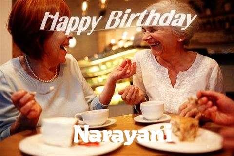 Birthday Images for Narayani