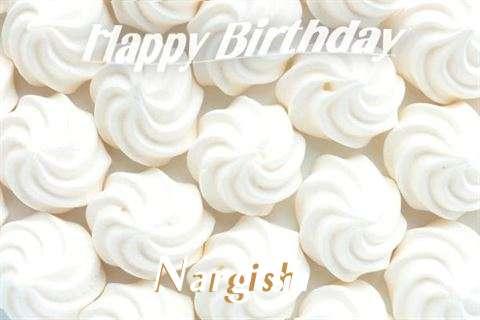 Nargish Birthday Celebration