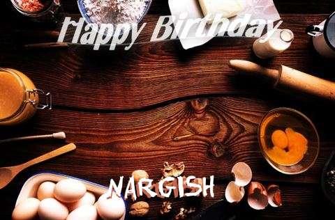Happy Birthday to You Nargish