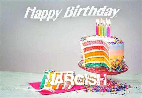 Nargish Cakes