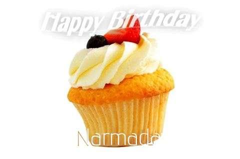 Birthday Images for Narmada