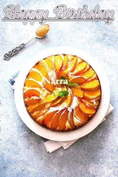 Narra Cakes