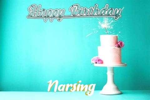 Wish Narsing
