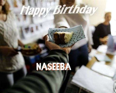 Birthday Wishes with Images of Naseeba