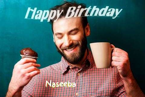 Happy Birthday Naseeba Cake Image