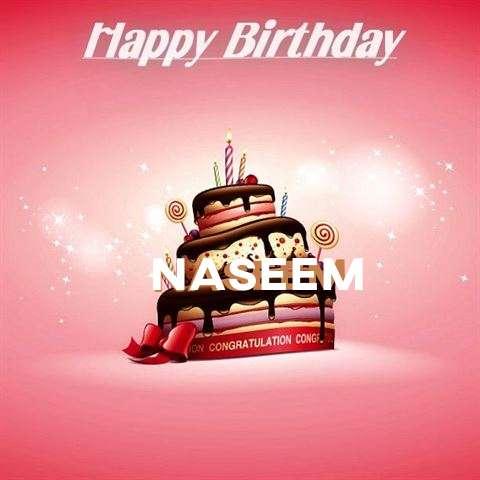 Birthday Images for Naseem