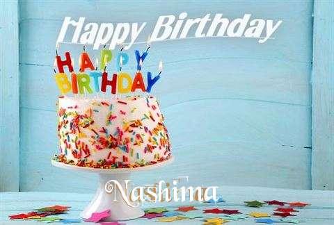 Birthday Images for Nashima
