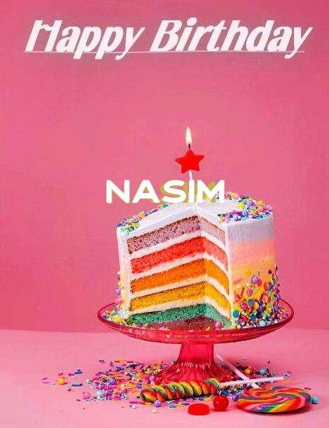 Nasim Birthday Celebration