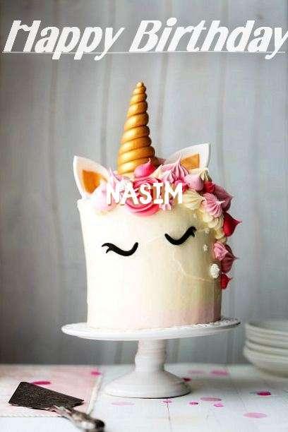 Happy Birthday to You Nasim
