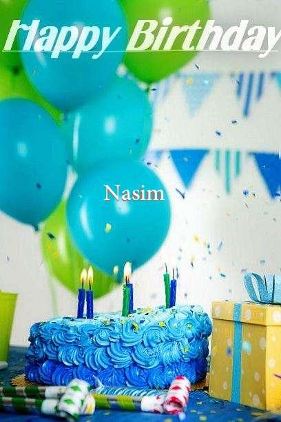 Wish Nasim