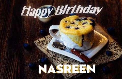 Happy Birthday Nasreen