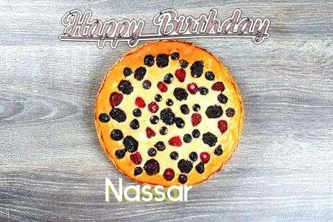 Happy Birthday Cake for Nassar