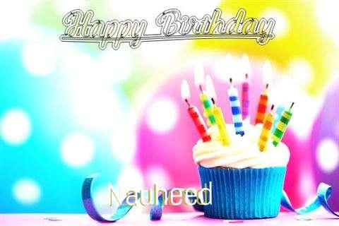 Happy Birthday Nauheed