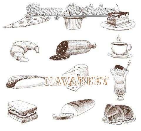 Happy Birthday Cake for Navaneet