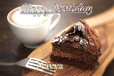 Birthday Images for Navya