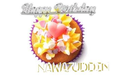 Happy Birthday Nawazuddin Cake Image