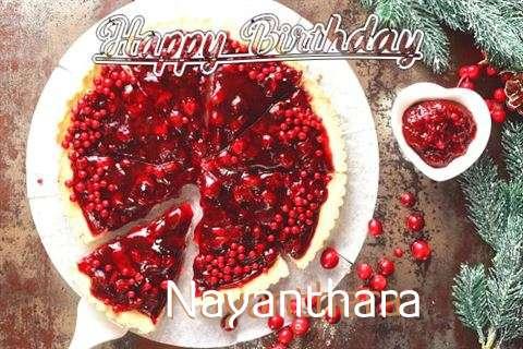 Wish Nayanthara