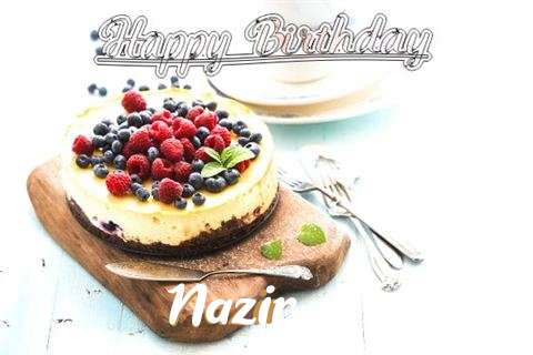 Happy Birthday Nazir