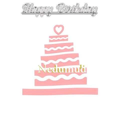Happy Birthday Nedumudi Cake Image