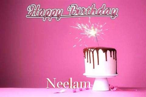 Birthday Images for Neelam