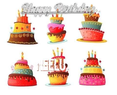 Happy Birthday to You Neelu