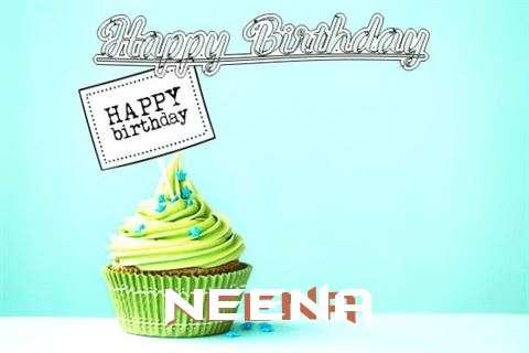 Happy Birthday to You Neena