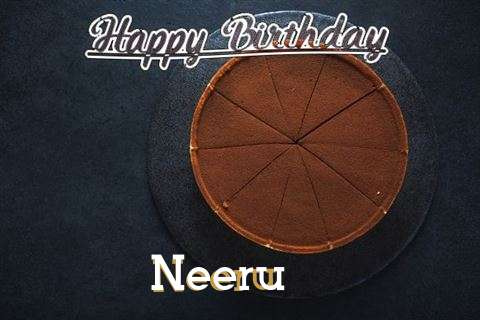 Happy Birthday to You Neeru