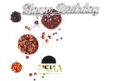 Happy Birthday Wishes for Neha