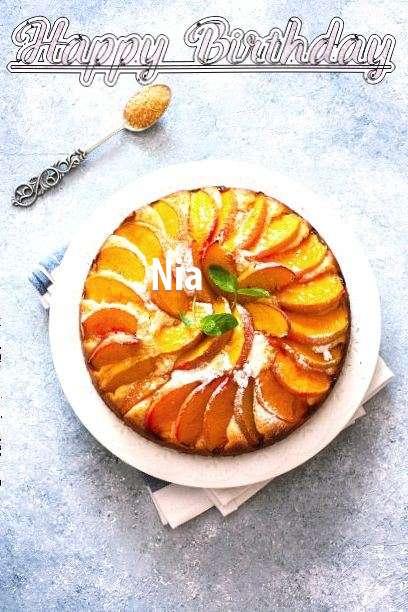 Nia Cakes