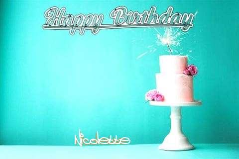 Wish Nicolette