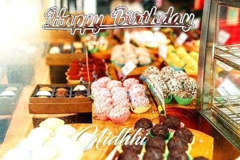 Happy Birthday Nidhhi