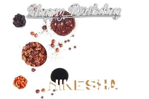 Happy Birthday Wishes for Nikesha