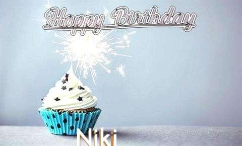 Happy Birthday to You Niki