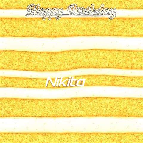 Nikita Birthday Celebration