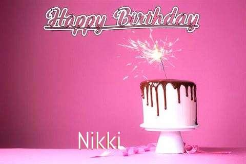 Birthday Images for Nikki