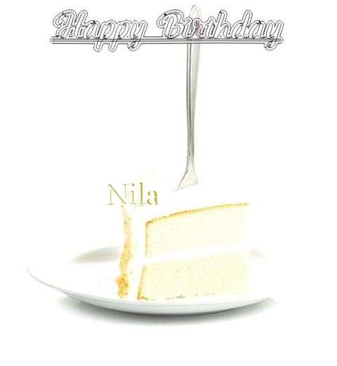 Happy Birthday Wishes for Nila