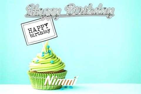 Happy Birthday to You Nimmi