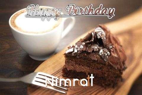 Birthday Images for Nimrat