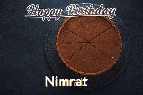 Happy Birthday to You Nimrat