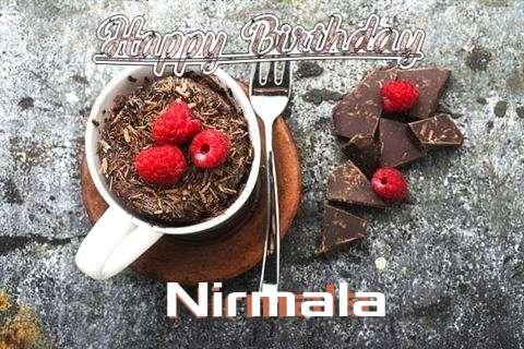 Happy Birthday Wishes for Nirmala