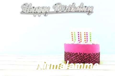 Happy Birthday to You Nirmalamma