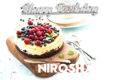 Happy Birthday Nirosha