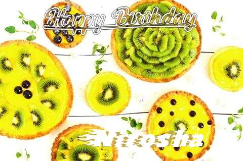 Happy Birthday Nirosha Cake Image