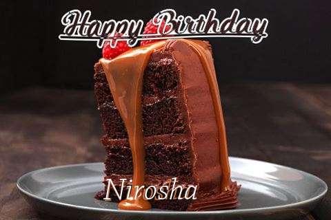 Nirosha Cakes