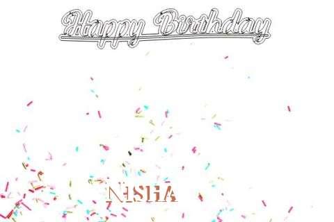 Happy Birthday to You Nisha