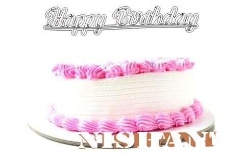 Happy Birthday Wishes for Nishant