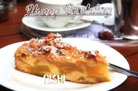 Happy Birthday Nishi