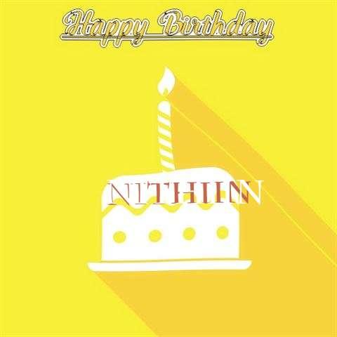 Birthday Images for Nithiin